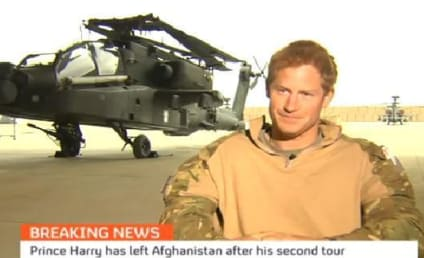 Prince Harry on Naked Photos: I Let Myself, Family Down