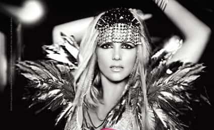 Britney Spears Fantasy Twist Perfume Ad Brings the Sex Factor