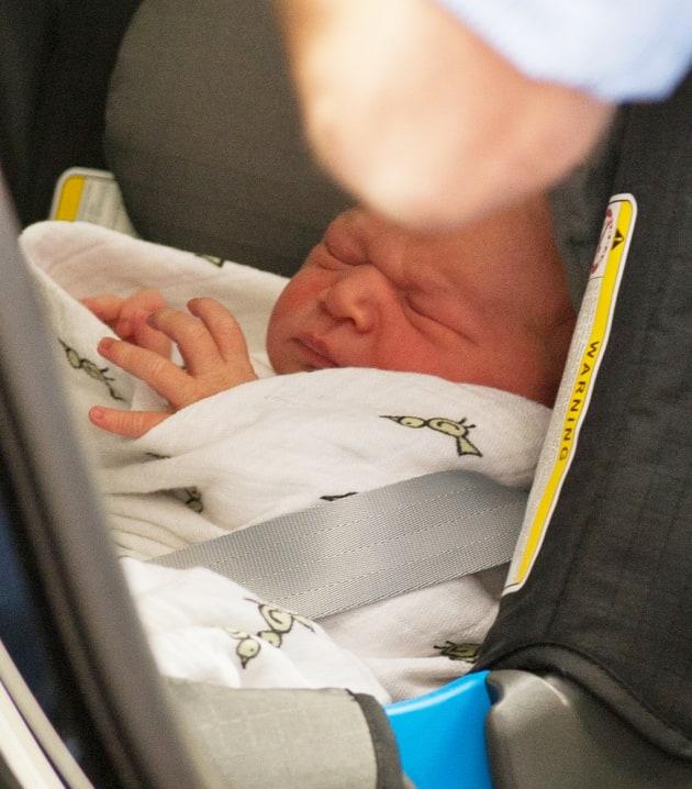 Royal Baby Pic