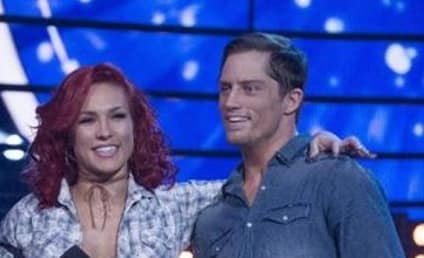 Sharna Burgess Responds to #CrotchGate, Gushes Over Bonner Bolton