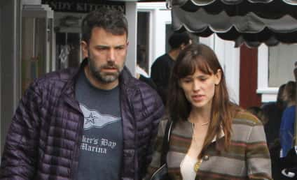 Ben Affleck & Jennifer Garner: Did They Have an Awkward Encounter at the Oscars?