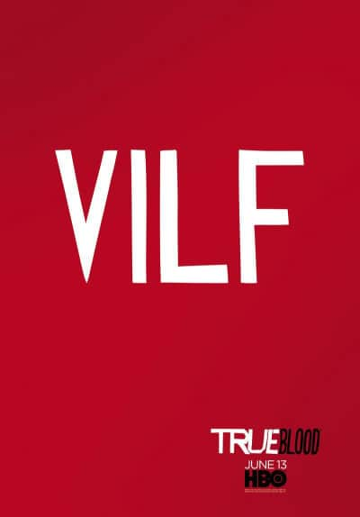 A True Blood Poster