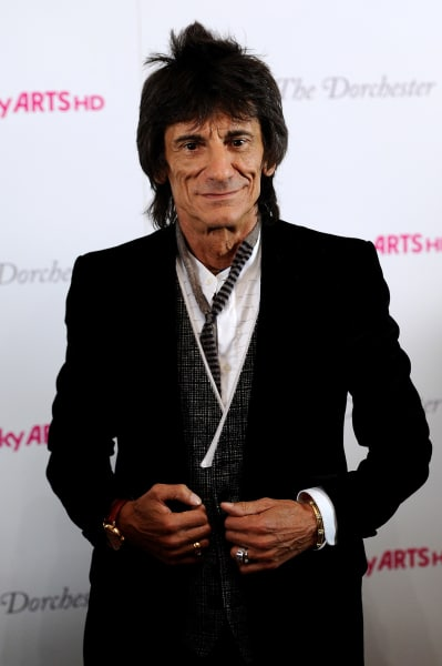 Ronnie Wood Picture