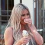 Kim Kardashian Guffaws