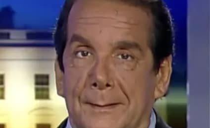 Charles Krauthammer, Conservative Pundit, Confirms Death is Near