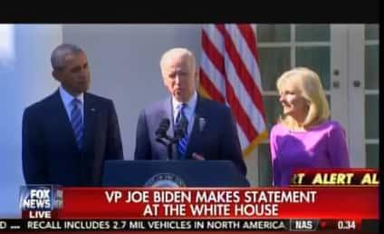 Joe Biden: NOT Running For President in 2016!