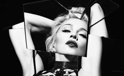 Madonna Declares War on Instagram ... With Topless Photo!