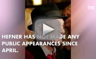 Hugh Hefner: Is He Really Sick?
