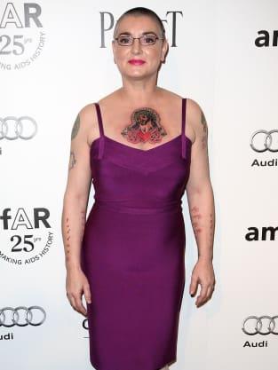 Bald, Tattooed