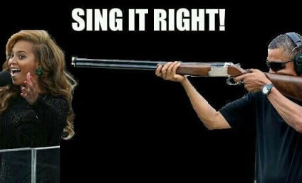 Obama Gun Photo: Best of the Memes