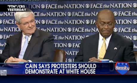 Herman Cain on Hannity