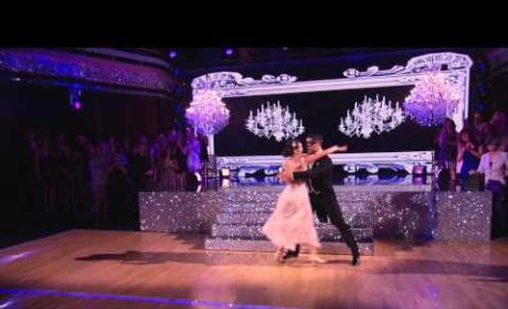 Janel Parrish - Dancing With the Stars Week 2 Performance