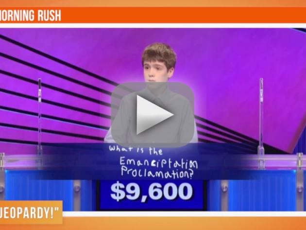 Jeopardy Contestant: Cheated Over Misspelling?
