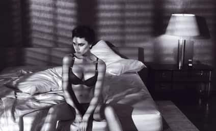 Victoria Beckham Underwear Ads For Armani