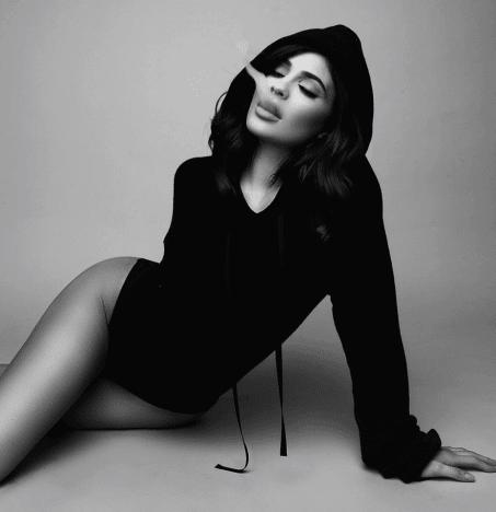 Kylie Jenner is Smokin!