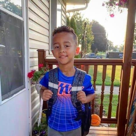 Simon Shibre is Ready for School