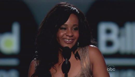 Bobbi Kristina Brown at Billboard Music Awards