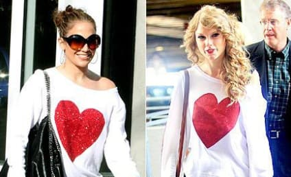 Fashion Face-Off: Jennifer Lopez vs. Taylor Swift