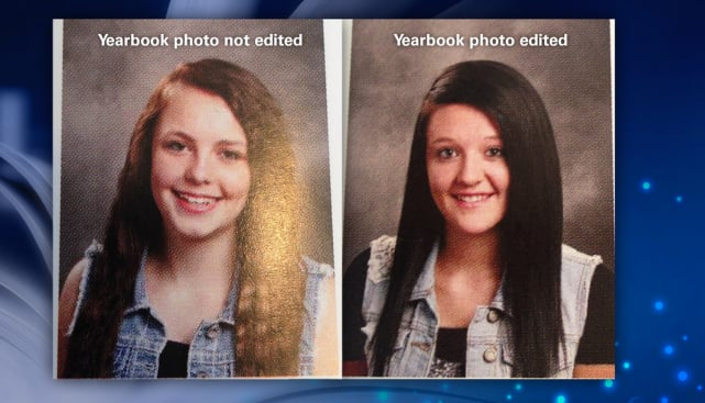 High School Yearbook Pics: Before and After Photoshop - The ...