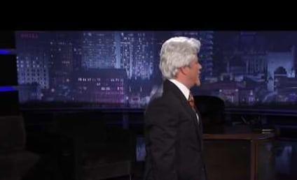 Jimmy Kimmel Is On Team Conan