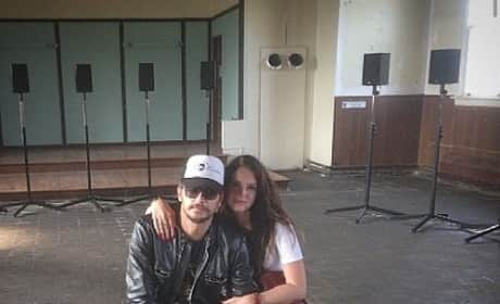Lana and James on Instagram