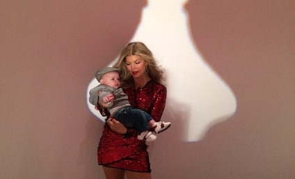 Fergie: Still One of the Hottest Celebrity Moms Around