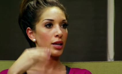 "Farrah Abraham: I Was Raped and Drugged ""More Than Once,"" Beaten With Belt as Child!"