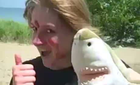 Shark Week Getting People Too Fired Up?