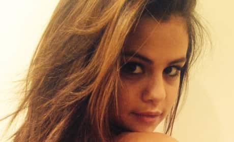New Selena Gomez Tattoo