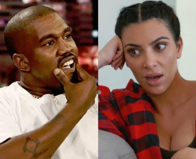 Kim Kardashian to Kanye: NOBODY Needs to Know What Porn You Like!!