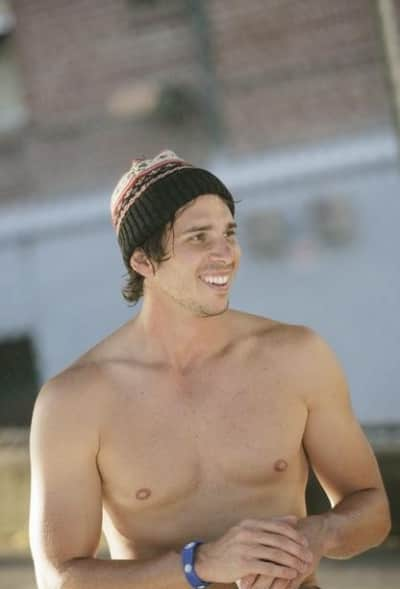 Ben Flajnik Shirtless Image