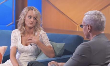 Leah Messer Opens Up About Jeremy Calvert Reunion