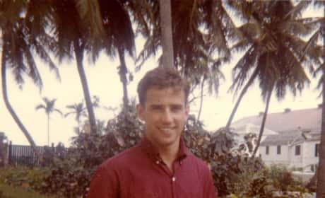 Young Joe Biden Photo