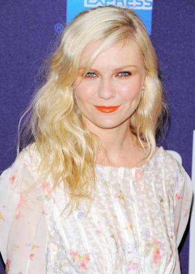 Kirsten Dunst at Tribeca
