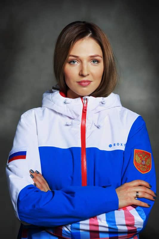 Alena Zavarzina, Olympics Hottie