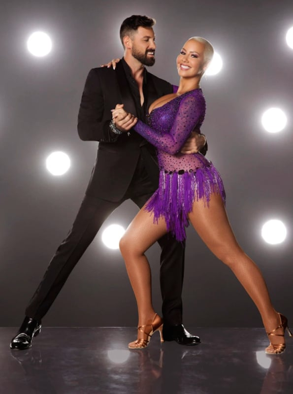 who is dating whom on dancing with the stars