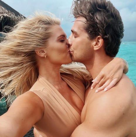 Madison LeCroy Kisses Fiance
