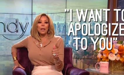 Wendy Williams Actually Apologizes to Kesha