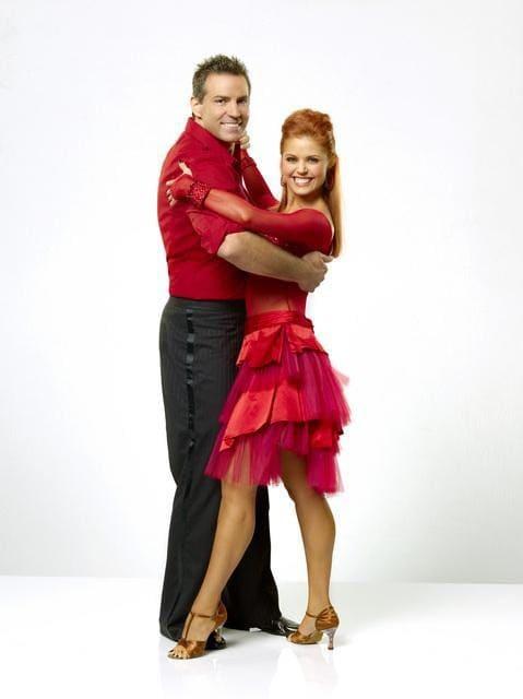 Kurt Warner and Anna Trebunskaya