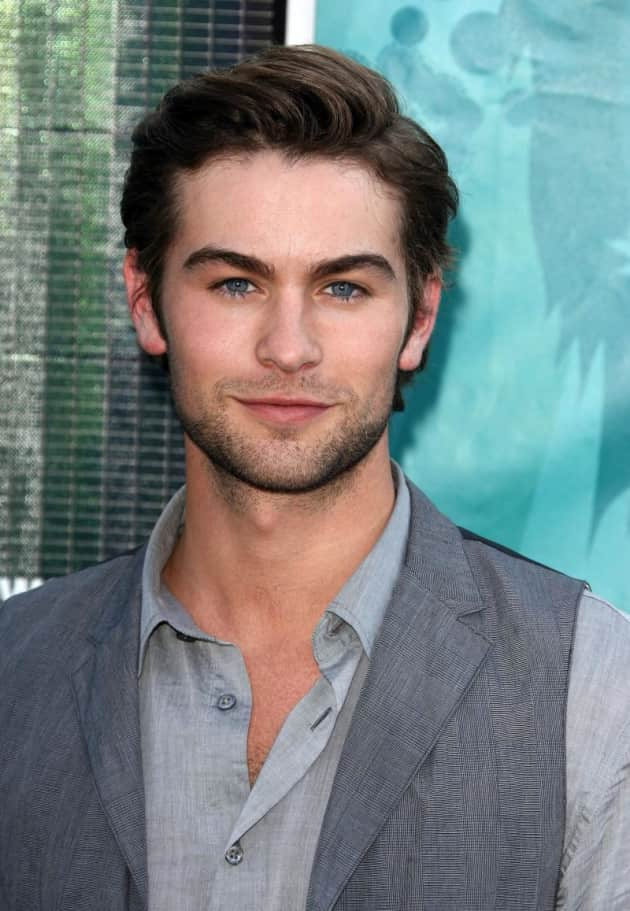 A Chace Crawford Photograph