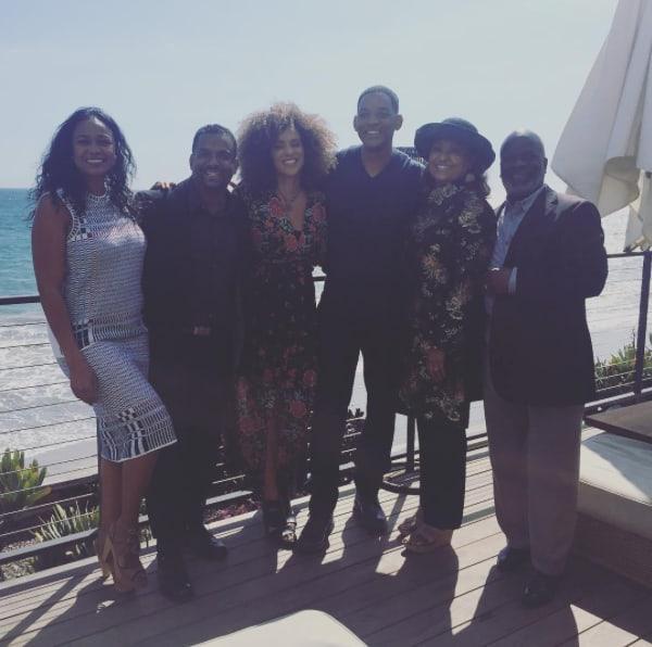 Fresh Prince of Bel-Air Cast Reunites