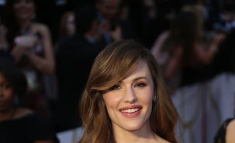 Jennifer Garner at the Oscars