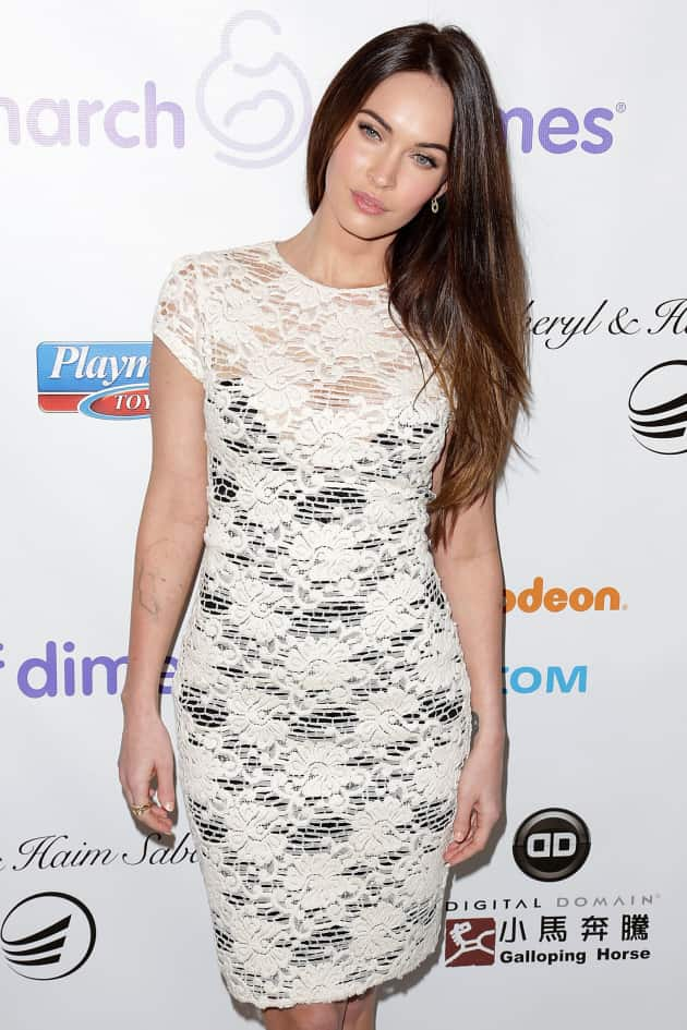 Megan Fox Post Baby