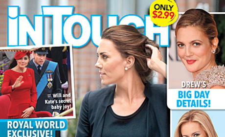 Kate Middleton Baby Bump?