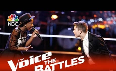 Kimberly Nichole vs. Lowell Oakley (The Voice Battle Round)
