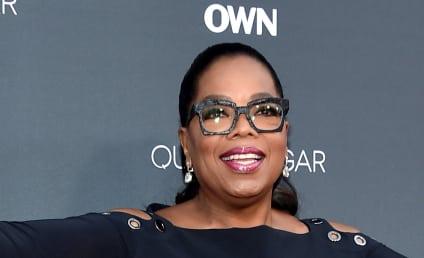 Oprah Winfrey: Look at My New Body!