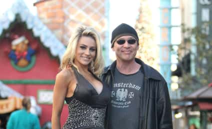 Courtney Stodden and Doug Hutchison Shock the World
