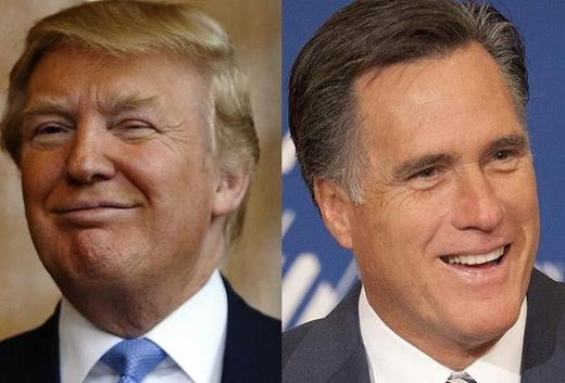 Mitt and Don