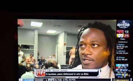 NFL Network Interview Features So Many Bare Butts