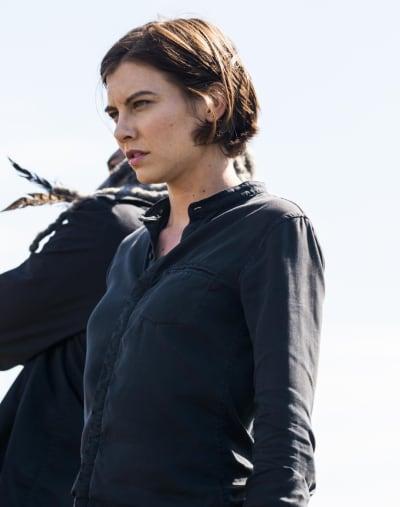 Lauren Cohan for AMC